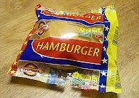 Kylmänen hamburger