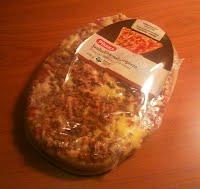 Pirkka jauheliha-salamipizza