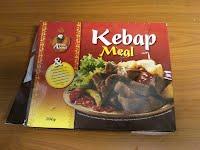 Sultan Ahmed Kebab meal