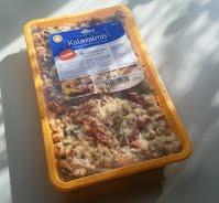 Hätälän kalavalmis savulohipizza
